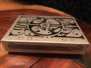 Carbon Smoke & Mirrors V7 Playing Cards