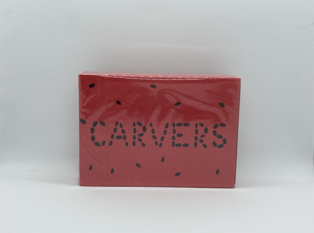 Carvers Playing Cards