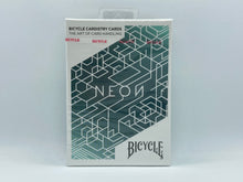 Load image into Gallery viewer, Bicycle Neon Playing Cards