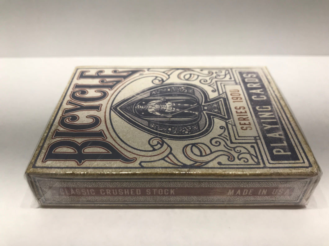 Bicycle 1900 Series Playing Cards