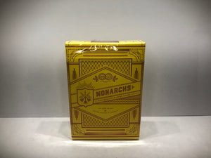 Monarch Manderin Edition Playing Cards