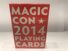 Load image into Gallery viewer, Magic Con 2014 Playing Cards