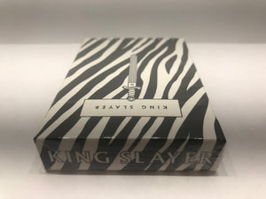 Kingslayer Zebra Edition Playing Cards