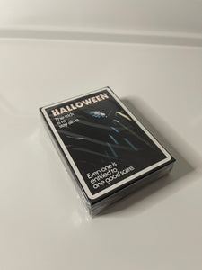 Halloween Fontaine Playing Cards