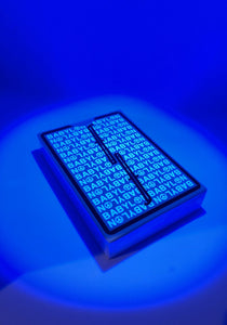 Fontaine x Babylon with UV Light
