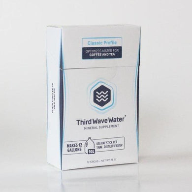 Third Wave Water Classic Profile 12 Capsule Pack