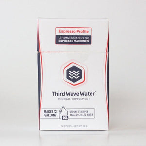 Third Wave Water Espresso Profile 12 capsules pack