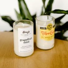 Load image into Gallery viewer, Topo Chico Bottle Soy Candles