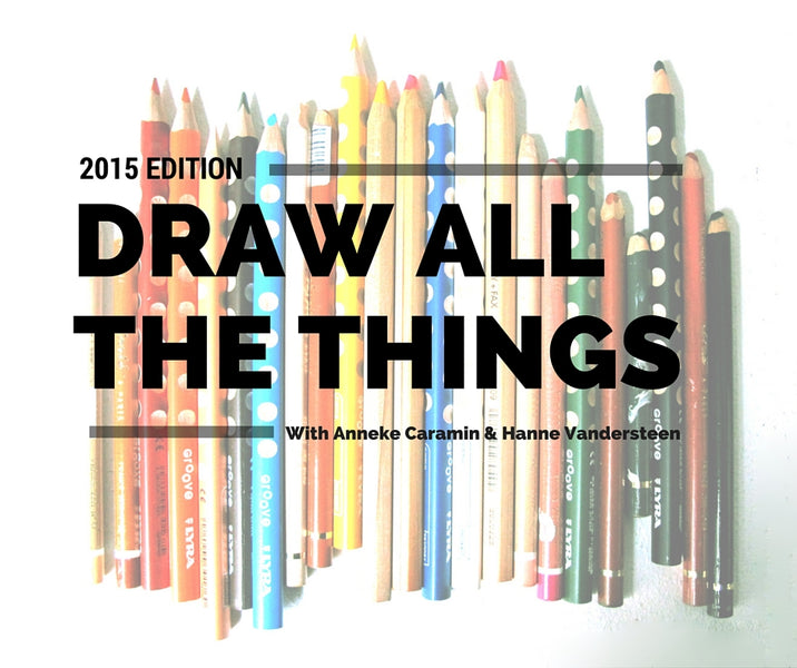 It's a wrap: Draw All The Things Round-up