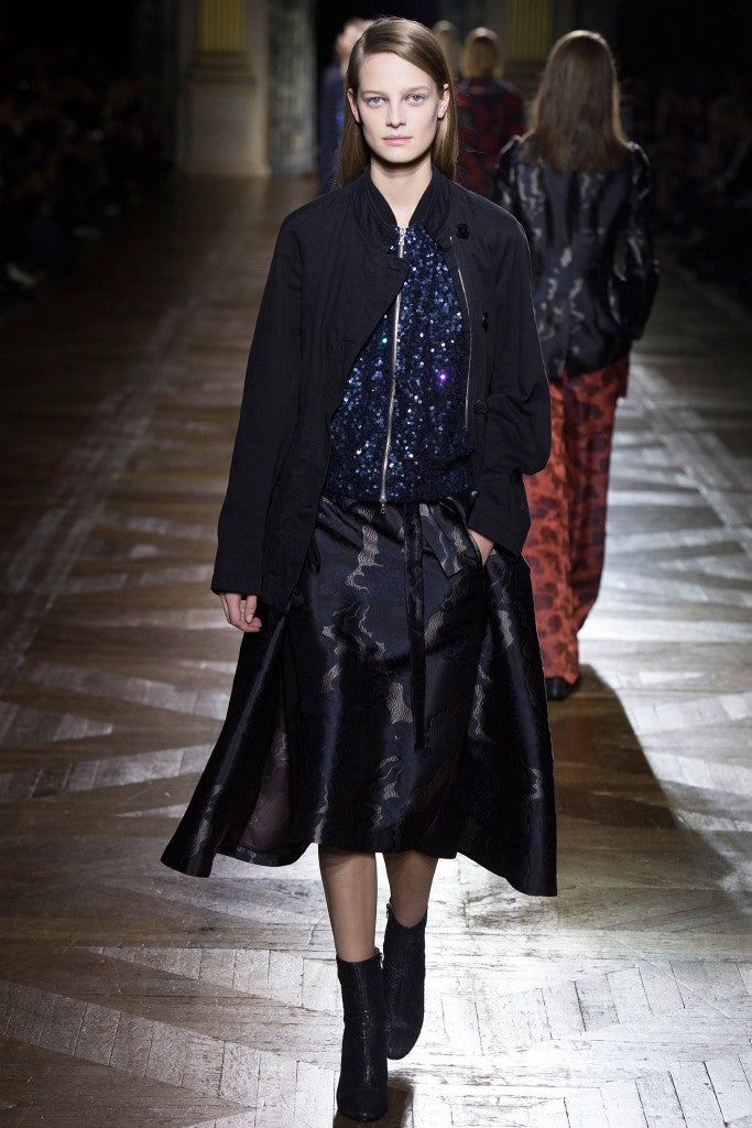 Look 15 of 69 Dries Van Noten Fall 2015 RTW