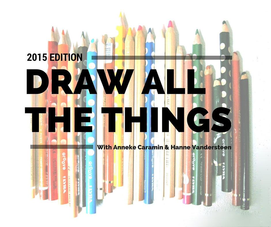 draw al the things 2015