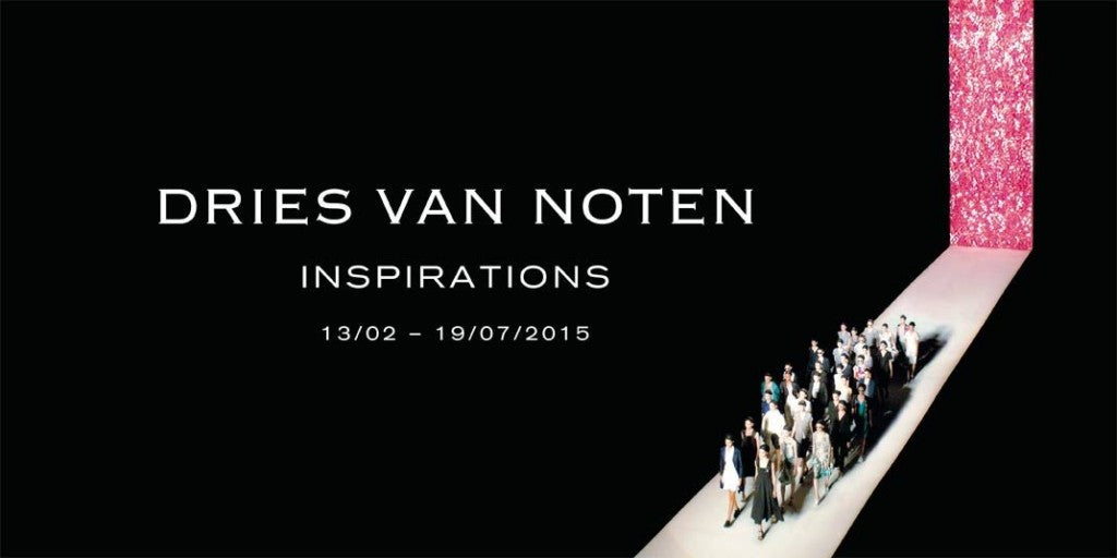 dries van noten inspirations