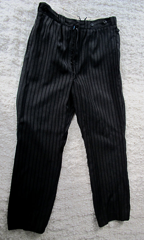 men's pants front view