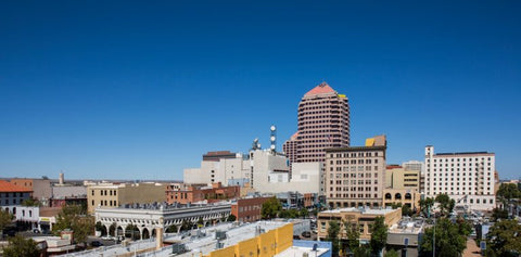 Downtown Albuquerque, New Mexico