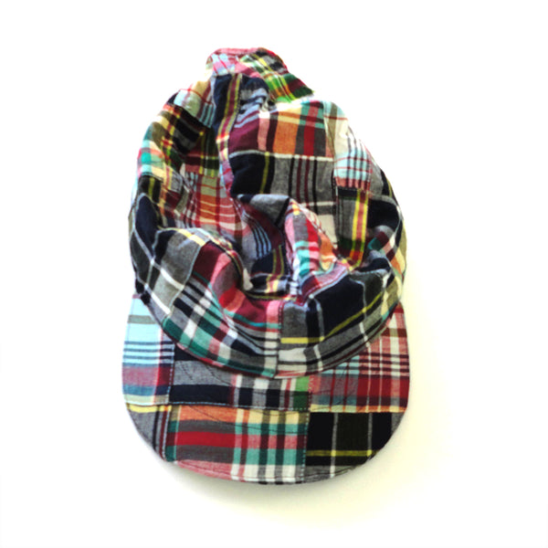 Army Cap - Plaid