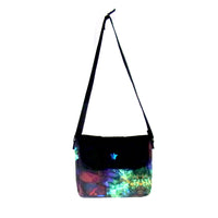 Medium Size Bag - Organic Canvas / Psychedelic Print