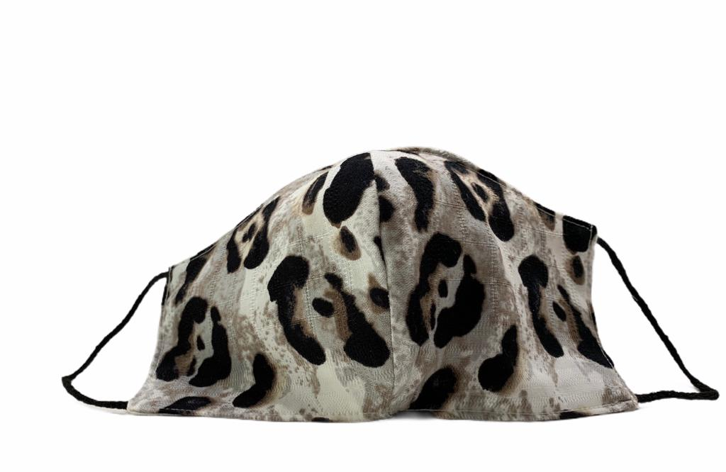 Mascarilla Leopardo Reversible 1
