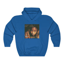 Load image into Gallery viewer, Clasyfyd Lady Album Cover Hoodie