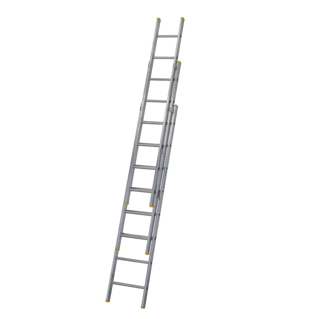 Ladders 3 section alloy