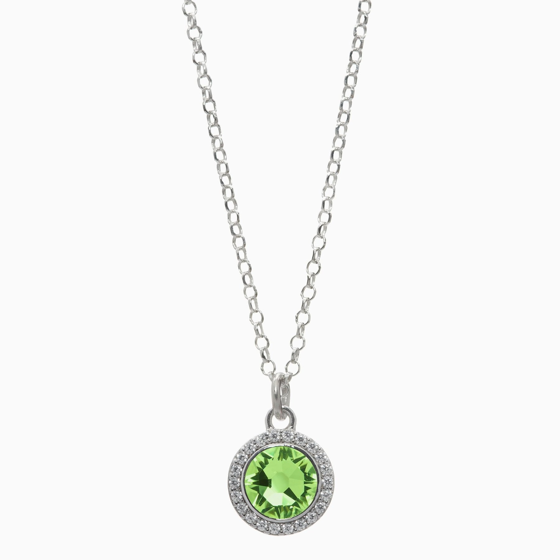 Birthstone Collection Necklace