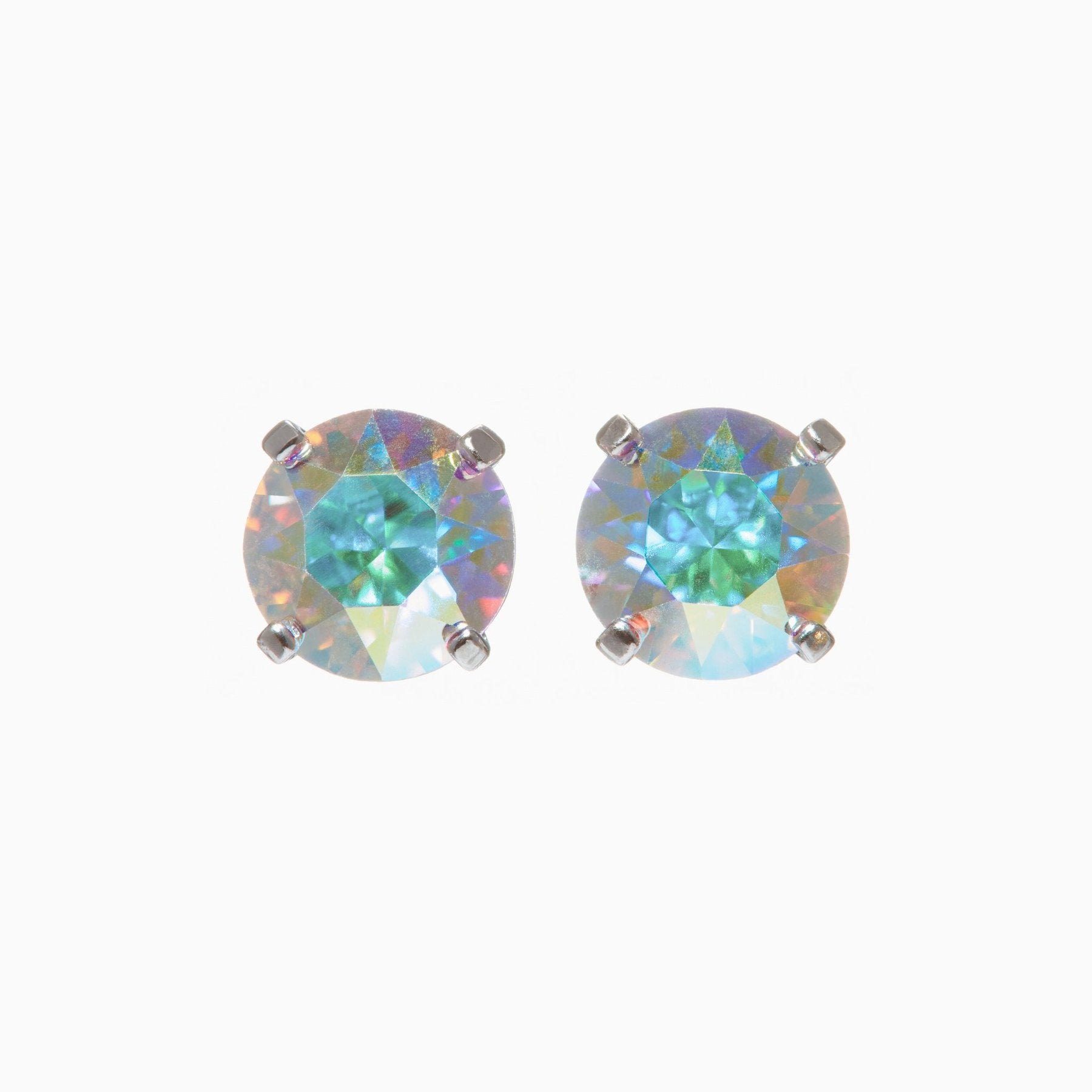 Esme Crystal Stud Earrings