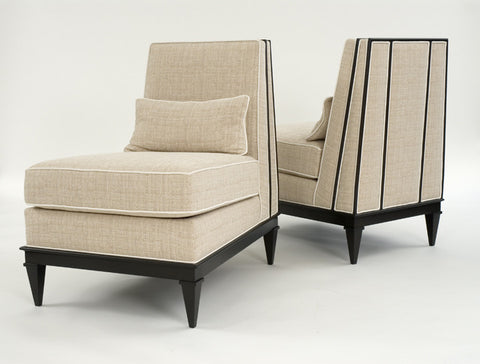 Collectión de Colombe Slipper Chair
