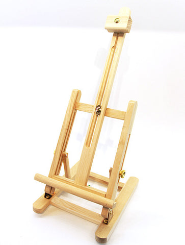 Wood Easel- Medium