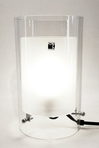 Cilla Lamp with Frosted Insert