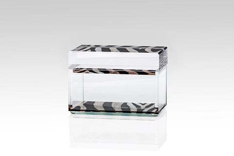 Small Zebra Treasure Box