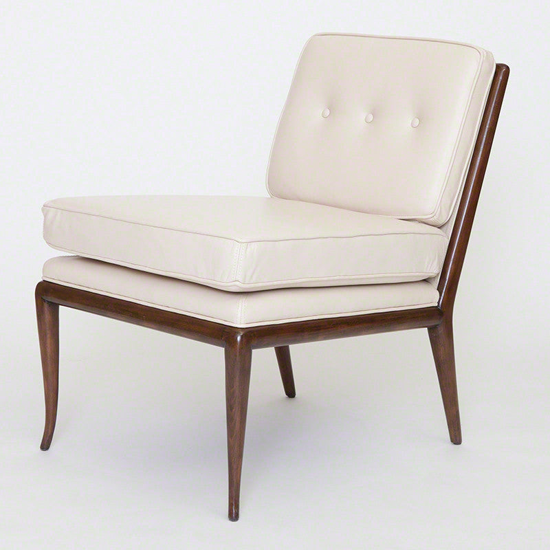 Wilson Chair - Beige Leather