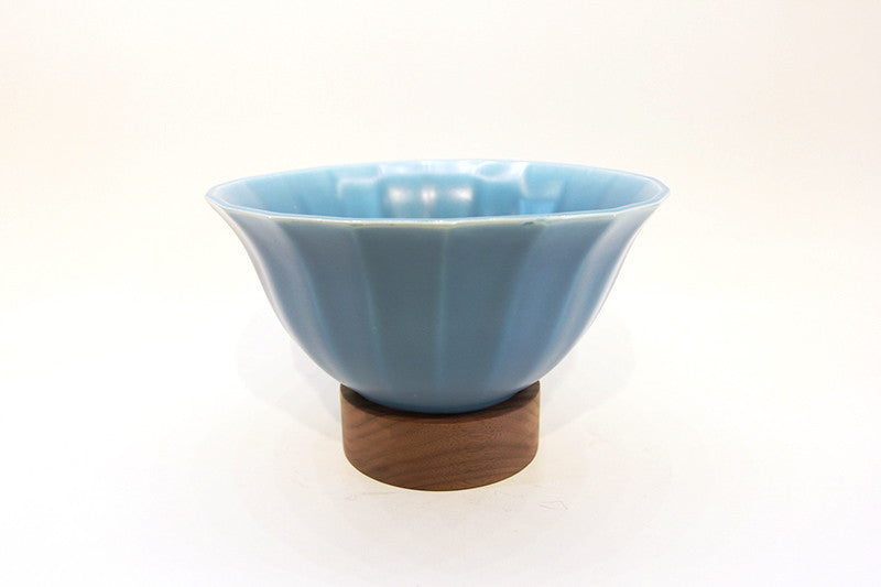 Joyce Serving Bowl in Turquoise