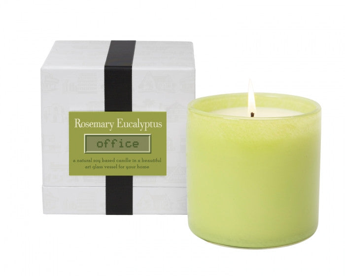 Office Candle - Rosemary Eucalyptus