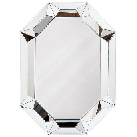 Framed Prism Mirror