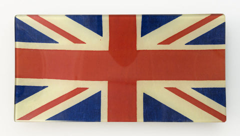 Rectangle Plate, British Flag