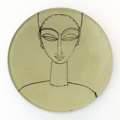 Coaster, Modigiliani