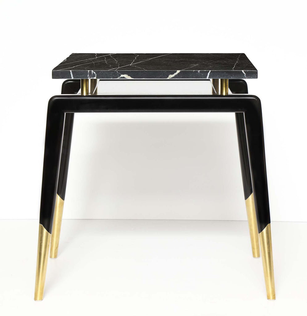 Tribeca Side Table Black