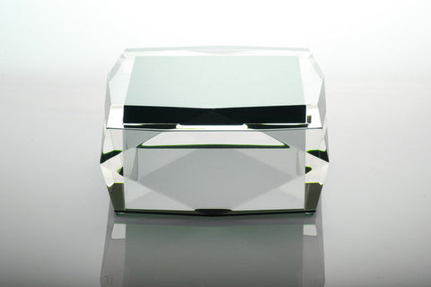 Asscher Diamond Box