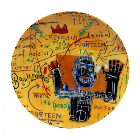 "Basquiat  ""All Colored Cast"""