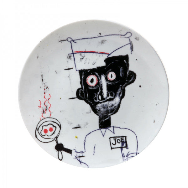 "Basquiat ""Eyes and Eggs"""