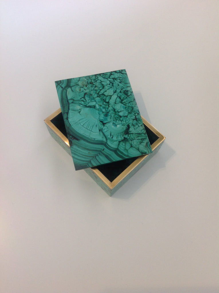 Malachite Andu Box