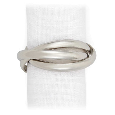 Napkin 3 Ring Platinum