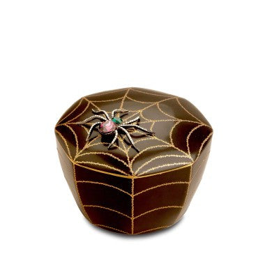 Spider Candle