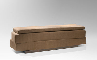 Salome de Fontainieu Stone Henge Bed Bench