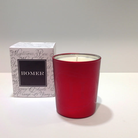 Homer Madame Claude Candle