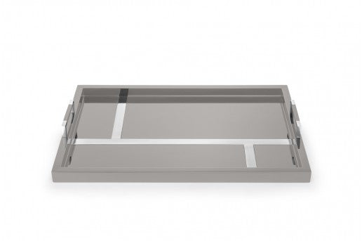 Righe Tray Taupe