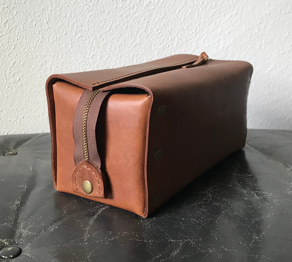 Zippered Dopp Kit - Admonish