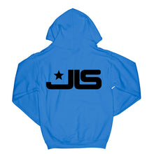 Load image into Gallery viewer, JLS blue hoodie
