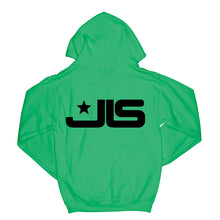 Load image into Gallery viewer, JLS green hoodie