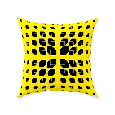 Yellow Throw Pillows - Daniel Dittmar