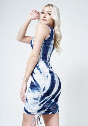 Tidal Waves Dress